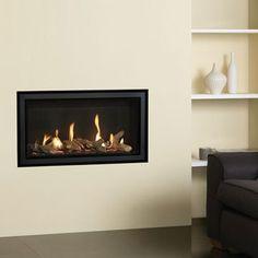 Gazco Studio Slimline Edge Gas Fire
