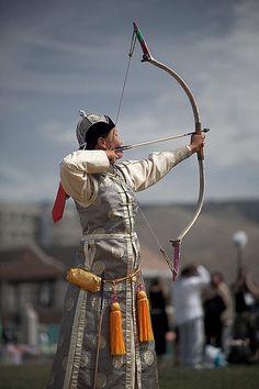Naadam Festival Ulaanbaator Mongolia