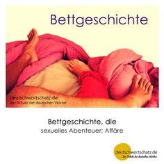 Bettgeschichte_Deutsch_lernen_deutschwortschatz_Galerie