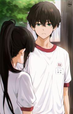 Best Anime Couples, Anime Best Friends, Anime Love Couple, Cute Couples, Cute Couple Wallpaper, Cute Anime Wallpaper, Anime Girl Drawings, Anime Couples Drawings, Cute Anime Pics