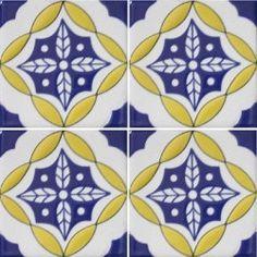 Decorative Mexican Tiles Especial Decorative Tile  Molinillo