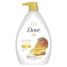 Dove Soap, Dove Body Wash, Routine, Almond Butter, Shower Gel, Natural Skin, Body Care, Mango, Moisturizer