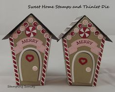 stamping sanity: Sweet Home