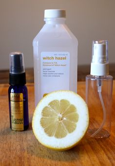 The Barn: DIY All Natural Homemade Toner. I was never a toner person until I tried this.