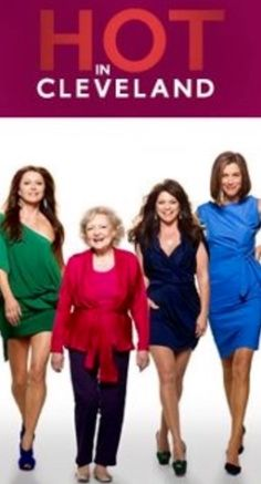 Love my Hot In Cleveland