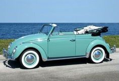 Cutest car I have ever seen - VW Beetle