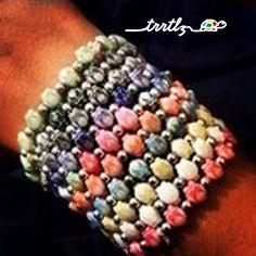 Trrtlz Bracelets-Beautiful interlocking bracelets