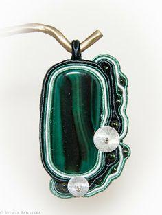 Soutache necklace. Soutache Necklace, Gemstone Rings, Gemstones, Jewelry, Fashion, Moda, Jewlery, Gems, Jewerly