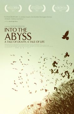 Werner Herzog Into the Abyss interview. An interview with director Werner Herzog's new documentary, Into the Abyss, which opens in theaters Nov. Classic Movie Posters, Film Posters, Cinema Film, Film Movie, Die Verurteilten, Rihanna, Beyonce, Gorgeous Movie, Beautiful