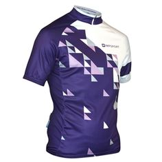Impsport 'Echelon' Purple Jersey