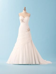 Alfred Angelo Bridal Style 221 from Disney Fairy Tale Weddings
