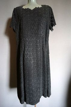 vintage Little Black Dress from The Mabs Collection for sale Dresses For Sale, High Fashion, Vintage Outfits, Short Sleeve Dresses, How To Wear, Clothes, Collection, Black, Women