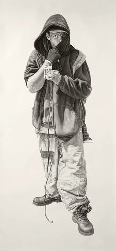 Charcoal and graphite drawings by artist Joel Daniel Phillips who lives and works in San Francisco Guy Drawing, Drawing Artist, Life Drawing, Figure Drawing, Painting & Drawing, Anatomy Drawing, Graphite Drawings, Art Drawings, Street Art