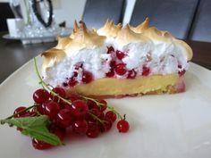 Ribiselschaumschnitte – 24 Cake Cookies, Food Art, Cheesecake, Deserts, Pie, My Favorite Things, Cooking, Sweet, Recipes