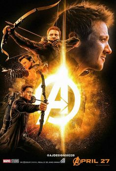 Hawkeye: Infinity War !?I hope he will be there!!