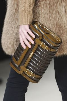 Burberry Prorsum at London Fashion Week Fall 2011 - StyleBistro