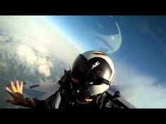 GoPro HD on board F/A-18 Hornet Fighter Jet