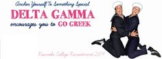 Jimmy Fallon & Justin Timberlake want you to go Delta Gamma!