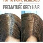 10 Best Home Remedies To Cure Premature Grey Hair