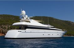 Luxury MABROUK - Motor Yacht Check more at https://eastmedyachting.co.uk/yachts/mabrouk-motor-yacht-charter/