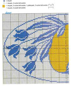 Kira scheme crochet: Scheme crochet no. 1035