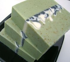 Jasmine Green Tea Soap