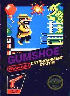 Gumshoe (Nintendo Entertainment System, for sale online Nes Games, Nintendo Games, Arcade Games, Katamari Damacy, Nintendo Systems, Pc Engine, Original Nintendo, Gamers, Retro Video Games
