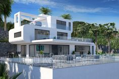 Modern luxury villa with sea views for sale in Jávea - ID 5500626 - Real estate is our passion... www.bulk-partner.com