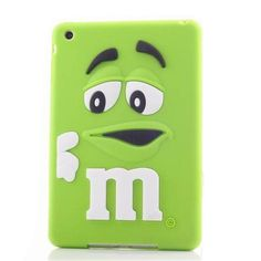 Mmmmmm, there are few iPad mini cases that look good enough to eat, but this is definitely one of them! £9.99  http://childproofmytablet.com/mm-ipad-mini-case/  #ipadminicase #m&m #ipadmini #ipad #kidproof #spokescandies #3d