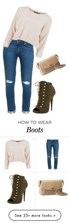 """""""army green suede boots"""" by kelly-18 on Polyvore featuring mode, Giuseppe Zanotti, Paige Denim et UGG Australia"""
