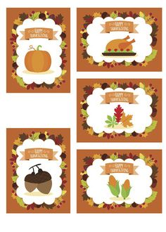Free Thanksgiving Project Life printable cards from scrappystickyinkymess Free Thanksgiving Printables, Thanksgiving Projects, Happy Thanksgiving, Free Printables, Mini Albums, How To Make Scrapbook, Project Life Cards, Stamp Printing, Pocket Scrapbooking
