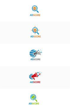 AdScore Logo Concepts  (For Sale) by DianaGyms.deviantart.com on @DeviantArt