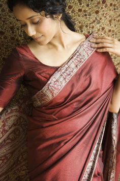 How to Make a Sari Out of a Sheet