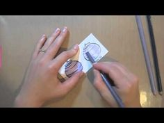 COLORING WITH COLORED PENCILS AND BABY OIL. Shhh Mommy\'s Hiding and Coloring with Pencils - YouTube