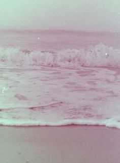 We can live beside the ocean, leave the world behind, swim out past the breakers, watch the world DIE.