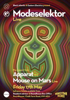 Modeselektor at The Roundhouse