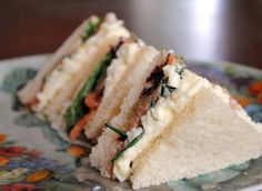Recipe of the Day: Smoked Salmon & Egg Salad Sandwiches