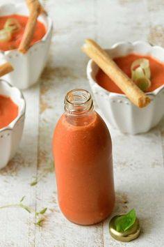 Gazpacho de sandia y tomate Cook Expert / Chez Silvia