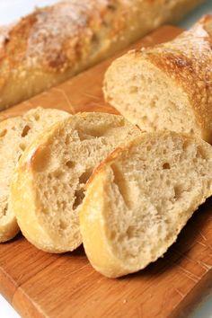Receita de pão caseiro para iniciantes