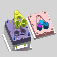 Mold design for custom plastic injection mold for free from China Mold manufacturer sales01@rpimoulding.com  Vicky