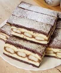 sütemények eta módra - Google-keresés Hungarian Desserts, Hungarian Recipes, Sweet Recipes, Cake Recipes, Dessert Recipes, Croation Recipes, Sweet Cakes, Winter Food, Cakes And More