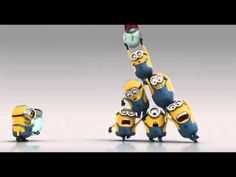Minions - Teamwork :)) - YouTube