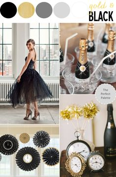 The Perfect Palette: New Year's Eve Soiree http://www.theperfectpalette.com/2013/12/new-years-eve-soiree.html