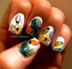 Nail art is spreading rapidly and making girls crazy after it. Description from simplenaildesignx.blogspot.com. I searched for this on bing.com/images