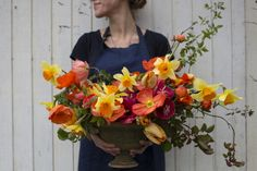 Celebrate Spring with Floret's Seasonal Flower Alliance!  March 20, 2015