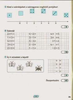Albumarchívum - Matek felmérő mozaik Writing Lines, Pre Writing, Teaching Tips, Teaching Math, Homeschool Math, 2nd Grade Math, Math For Kids, Math Worksheets, Book Cover Design