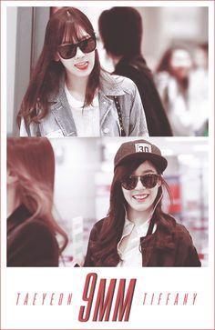 [Short Fic] 9mm (Taeyeon x Tiffany) - SoShi Fanclub - We Love Girls' Generation (SNSD)