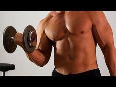 Alternate Dumbbell Curl | Home Arm Workout for Men