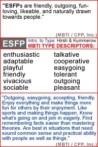 Esfp Careers Images - Reverse Search