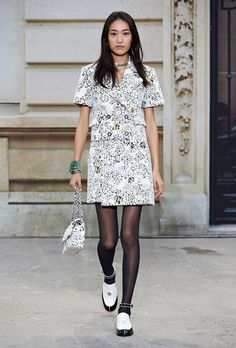 Ready-to-wear - SPRING-SUMMER 2015 - Look 50 - CHANEL